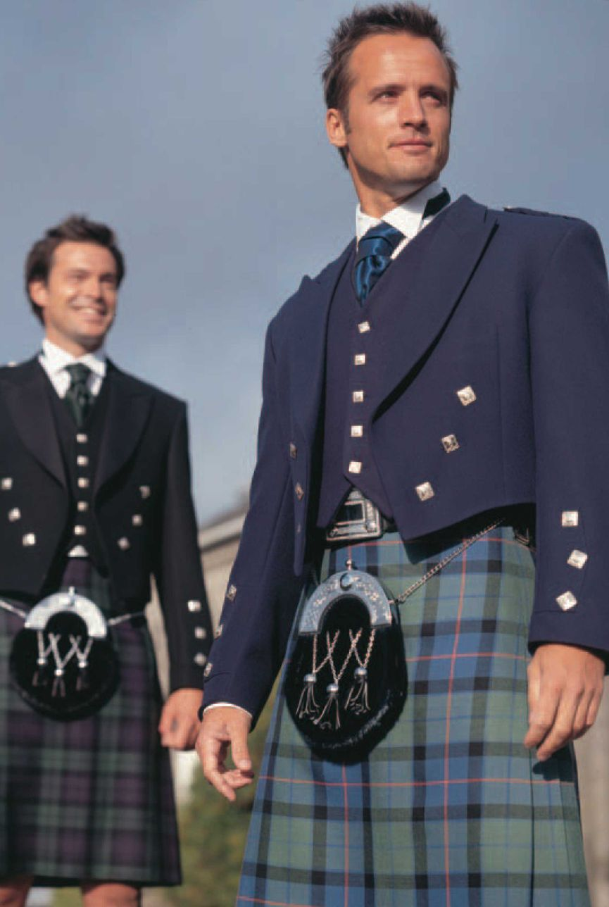 Traditional Kilt Suit